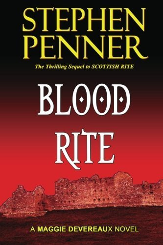 Blood Rite: A Maggie Devereaux Mystery (#2)