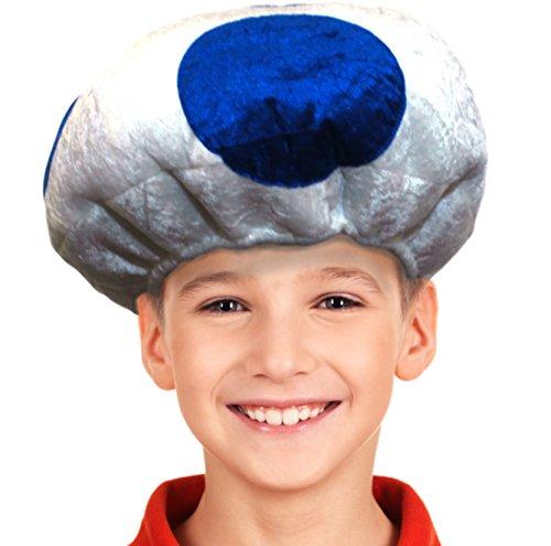 Mushroom Hat Costume Accessory