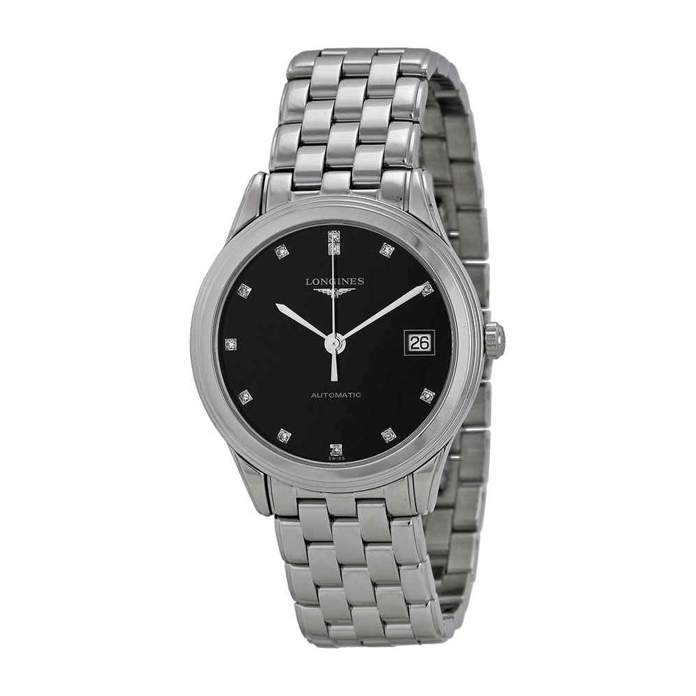 587789cadef Amazon.com  Longines Flagship Automatic Mens Watch 47744576  Longines   Watches