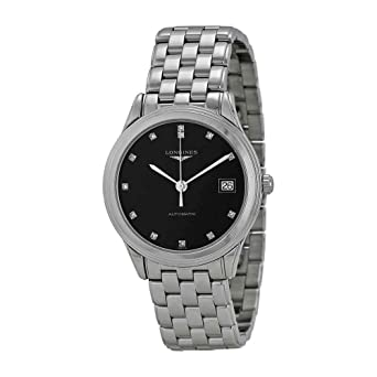 1291b610f2128 Image Unavailable. Image not available for. Color  Longines Flagship  Automatic Mens Watch 47744576