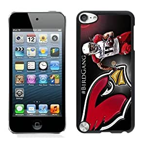 NFL&Arizona Cardinals Larry Fitzgerald ipod Touch 5 phone cases&Gift Holiday&Christmas Gifts PHNK625961
