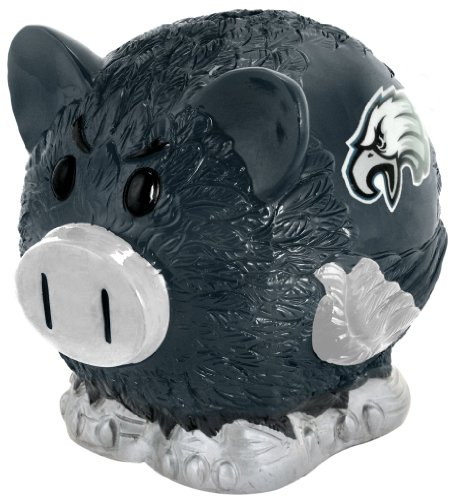 Forever Collectibles Philadelphia Eagles Small Thematic Piggy Bank