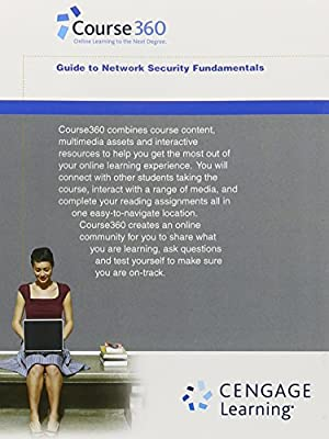 Course360 Guide to Network Security Fundamentals Printed Access Card