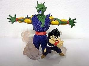 "Dragon Ball Z Bandai Imagination Figure 9 Gashapon-Piccolo & Gohan Aprox 3"""