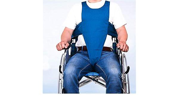 S.HT Cinturón de Seguridad para sillas de Ruedas, Correa ...
