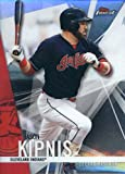 2017 Topps Finest #68 Jason Kipnis Cleveland Indians Baseball Card