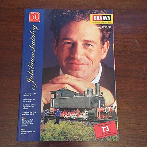 Brawa Katalog 1998/1999 Jubiläumskatalog 50 Jahre