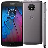 Smartphone Motorola Moto G5s 32GB 5.2'' Dual 7.1 16MP Platinum