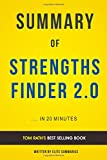 Summary of StrengthsFinder 2.0: by Tom Rath | Includes Analysis