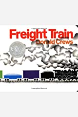 Freight Train Board Book (Caldecott Collection) Hardcover