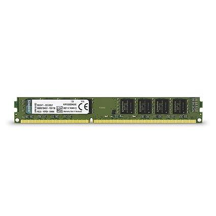 Kingstone KVR1333D3N9/8G - Memoria RAM de 8 GB (1333 MHz DDR3 Non-ECC CL9 DIMM, 240-pin, 1.5 V)