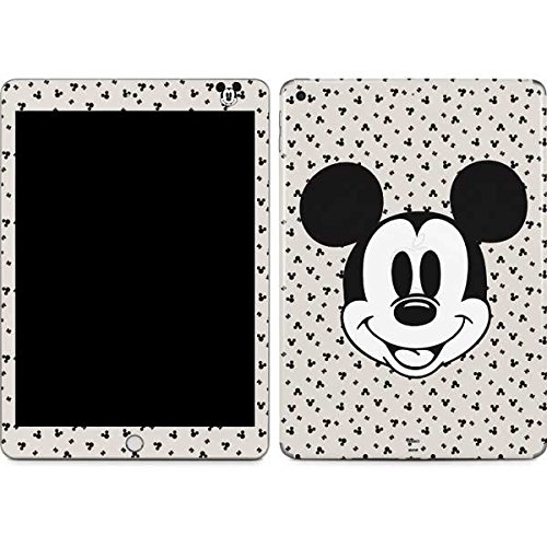 Skinit Classic Mickey Mouse iPad 9.7in (2018) Skin - Officially Licensed Disney Tablet Decal - Ultra Thin, Lightweight Vinyl Decal Protection