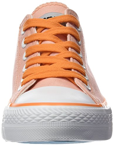 MTNG Canvas para Canvas Naranja Mujer Naranja 13991 Zapatos AUTqAr