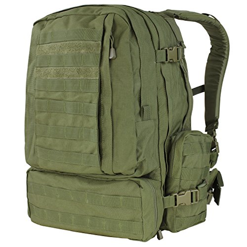 Condor 3 Day Assault Pack (Olive Drab, 3038-Cubic (Pack Olive)
