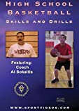 High School Basketball Skills and Drills DVD featuring Coach Al Sokaitis