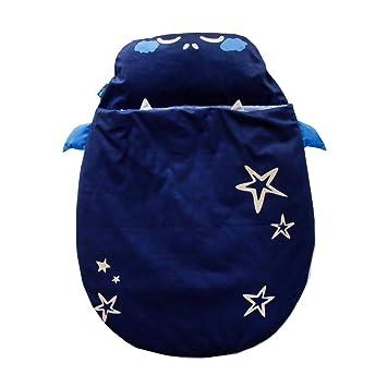 JSIHENA Piernas Sacos Dormir Invierno Lindo Bebé Engrosamiento Anti-Colcha De Algodón Abrazo No Te