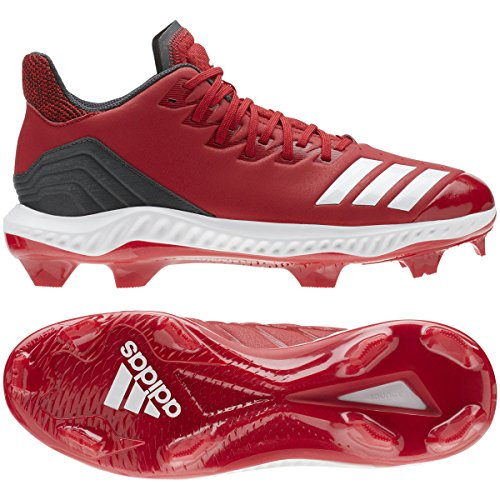 Uomo Adidas Bounce Icon Power Tpu Red white carbon tUgOw