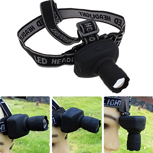 Xp Head Torch - 8