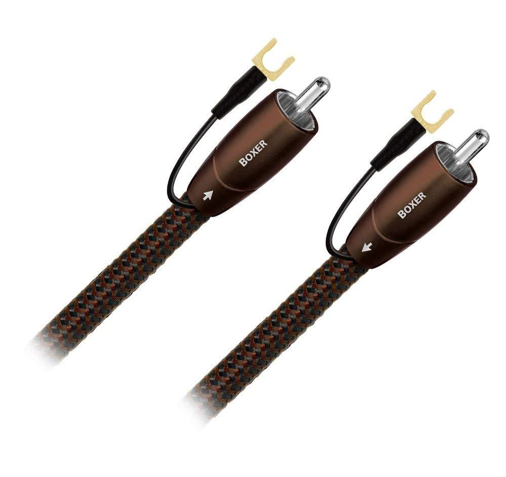 Audioquest - Boxer - Subwoofer Cable - 12 Meters - RCAs