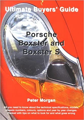 Porsche Boxster and Boxster 5 (Ultimate Buyers' Guide)