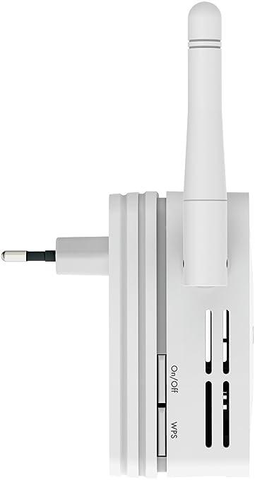 Amazon.com: Netgear N300 WLAN RANGE EXTENDER 300MBIT/S 1X LAN WPS WHITE, WN3000RP-200PES (300MBIT/S 1X LAN WPS WHITE): Clothing
