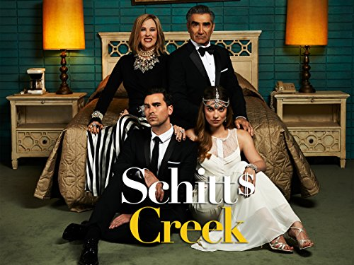 Amazon.com: Schitt's Creek Season 1 (Uncensored): Eugene