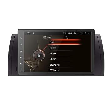 Amazon.com: Hizpo - Radio estéreo para coche con Android 8.1 ...