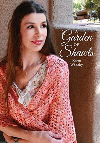 Garden Shawls Karen Whooley