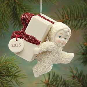 Amazon.com : SNOWBABIES 2013 Christmas Ornament : Baby ...