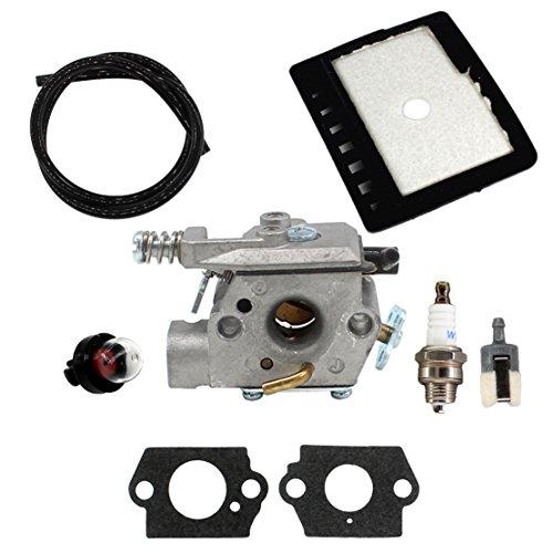 USPEEDA Carburetor for WT-402A WT-402 WT402-1 Echo CS-303T CS-3000 CS-3400 CS-3450 Carb Air Filter 12300139136 ()