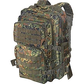 Commando Industries Mochila EE.UU Mochila Asalto II Mochila de Senderismo Mochila De Senderismo Daypack 50 litros: Amazon.es: Deportes y aire libre