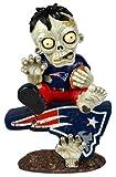 New England Patriots Sitting On Logo Zombie