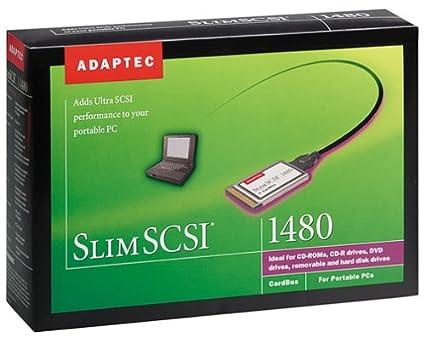 Adaptec APA-1480 SlimSCSI Driver PC