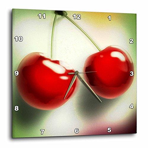 3dRose Red Cherries 13 Inch dpp 53520 2