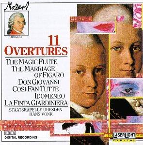 Hans Honey (Little Night Music 17: Eleven Overtures)