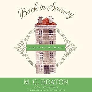 Back in Society Audiobook