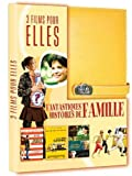 DVD FILMS - JUNO+LITTLE MISS SUNSHINE+LES MOTS RETROUVES (3 DVD)