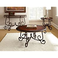 Steve Silver Company Crowley Sofa Table, 48 x 20 x 30