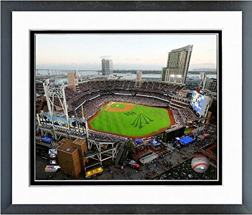 Petco Park San Diego Padres 2016 Mlb All Star Stadium Photo  Size  12 5  X 15 5   Framed
