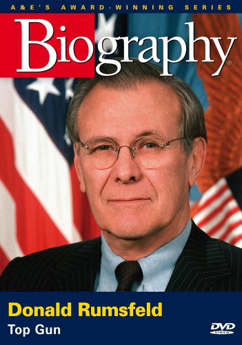 Biography - Donald Rumsfeld: Top - Promotions Gun Top