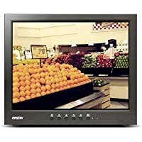 Orion Images Corp 15RTC 15-Inch Premium LCD Monitor (Black)