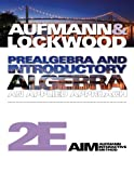 Bundle: Prealgebra and Introductory Algebra: an Applied Approach, 2nd + Enhanced WebAssign Homework with EBook Access Card for One Term Math and Science : Prealgebra and Introductory Algebra: an Applied Approach, 2nd + Enhanced WebAssign Homework with EBook Access Card for One Term Math and Science, Aufmann and Aufmann, Richard N., 142408914X