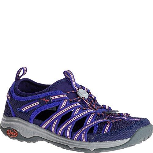 cheap sale countdown package Chaco Women's Outcross Evo 1 Hiking Shoe Blue cheap sale 2015 DYbbzg4
