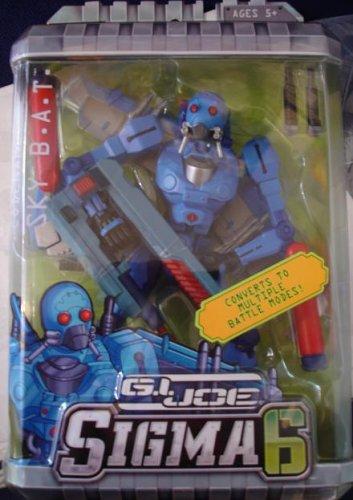 Hasbro GI Joe Sigma 6 Sky B.A.T.