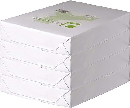 Q-connect papel fotocopiadora ultra white din a4 160 gramos caja ...