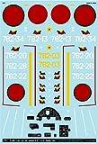 A-48040 アシタのデカール 1/48 中島 C6N1 艦上偵察機 彩雲 「762空 -輝部隊- Z旗」