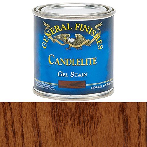 Candlelite Gel Stain, 1/2 Pint
