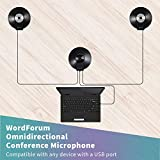 WordForum USB Microphone Kit with Three