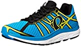Pearl Izumi Men's EM Road M 3 Running Shoe, Blue Methyl/Lime Punch, 10 D US
