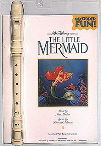 Download online The Little Mermaid (Recorder Fun!) PDF, azw (Kindle), ePub, doc, mobi